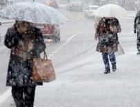 ANADOLU YAKASI - İstanbul'da kar yağışı başladı