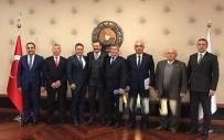RıFAT HISARCıKLıOĞLU - İzmir'in Oda Başkanları Ankara'ya Çıkarma Yaptı
