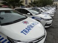 AHMET ÖZDEMIR - Kahramanmaraş Emniyet Müdürlüğü Araç Parkını Genişletti