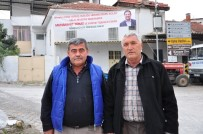Milas'ta Mahalleli Makus Talihini Yendi