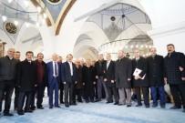 OSMAN AYDıN - Nasrullah Camisi İbadete Açılıyor