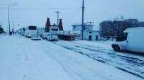 Nevşehir-Aksaray Karayolu Trafiğe Kapatıldı