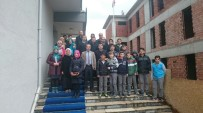 İMAM HATİP OKULU - Osmaneli İlçe Milli Eğitim Müdürlüğü'nden, Emniyet Müdürlüğü'ne Taziye Ziyareti