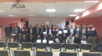 TRAFİK GÜVENLİĞİ - Samsat'ta Taşımalı Eğitim Bilgilendirme Toplantısı Yapıldı