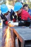 Soma MYO'da Kaynakçılık Eğitimi