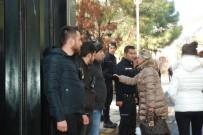 METIN ŞENTÜRK - Ünlü Sanatçılar, Çevik Kuvvet Şube Müdürlüğüne Taziye Ziyaretinde Bulundu
