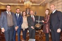 İŞ İNSANLARI - Vali Çakacak, TÜGİAD Çukurova Şubesi Yönetimini Kabul Etti