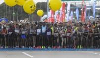 ALI KAYA - Vodafone İstanbul Yarı Maratonu IAAF Altın Kategoride