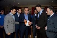 AŞıK SEFAI - Adana Ülkü Gücü Spor'un Tanıtım Ve Dayanışma Gecesi