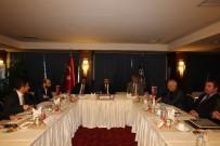 KAÇAK ELEKTRIK - Ağrı'da Yatırım Değerlendirme Toplantısı