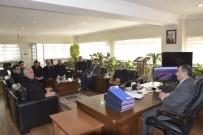 AK Parti'den Kırıkkale Emniyet Müdürlüğü'ne Ziyaret