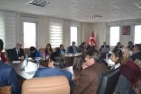 TÜRK STANDARTLARI ENSTİTÜSÜ - ASP İl Müdürlüğünde TSE İzleme Tetkiki Toplantısı