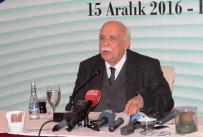 EDEBIYAT DERGILERI - Bakan Avcı, Türk Dünyası Vakfı Mütevelli Heyeti Toplantısı'na Katıldı