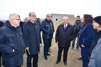 Başkan Albayrak TESKİ Şarköy İçme Suyu Deposu'nda İncelemelerde Bulundu