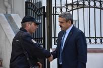 POLİS TEŞKİLATI - Başkan Alıcık'tan Polise Moral Ziyareti
