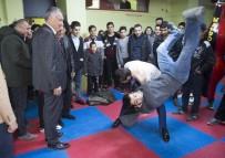 FİDEL CASTRO - Başkan Karalar Açıklaması 'Gençlere Güvencim Var'