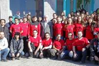 OSMANGAZİ ÜNİVERSİTESİ - Başkan Kurt, Gençlerle Bir Araya Geldi