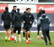 ARAS ÖZBİLİZ - Beşiktaş Kasımpaşa Maçı Hazırlıklarına Başladı