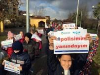 BARBAROS HAYRETTİN PAŞA - Bilgievi Öğrencilerinden 'Polisimin Yayındayım' Mesajı