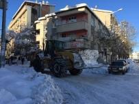 Bingöl Belediyesi Kar Görevinde