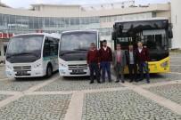 KARADERE - Burhaniye' De Yeni Araçlar Hizmete Girdi