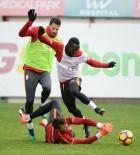 FLORYA - Galatasaray, Osmanlıspor Maçı Hazırlıklarına Başladı