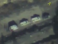 REJİM KARŞITI - Halep'te ilk tahliye konvoyu rejimin kontrol noktasından geçti