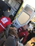 MUSTAFA KEMAL ÜNIVERSITESI - Halep'ten Gelen 10 Yaralı Türkiye'ye Giriş Yaptı