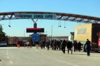 İĞDE - Halep'ten Türkiye Sınırına Geliyorlar
