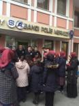 ÇENGELKÖY - İstanbul'da Lise Öğrencilerinden Polise Destek Ziyareti