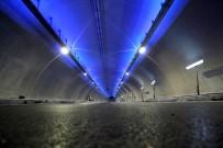 İSTANBUL B - İşte Avrasya Tüneli'nin içi