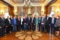 KARADENİZ EKONOMİK İŞBİRLİĞİ - Karadeniz Ekonomik İşbirliği Konseyi Heyeti Antaya'da
