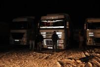 Karaman-Mersin Karayolunda Ulaşım Güçlükle Sağlanıyor