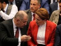 ÜMIT ÖZDAĞ - Meral Akşener ve Ümit Özdağ'ın ihraca itirazları reddedildi