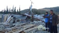 ATAKENT - Mersin'de Soğuk Ve Fırtına Açıklaması 1 Ölü