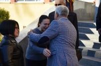 FUAT GÜREL - Milas Kaymakamı Gürel Gözyaşları Ve Dualarla Uğurlandı