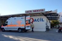 Milas'ta Sağlık Personeli Ve Özel Güvenlikçi Saldırıya Uğradı