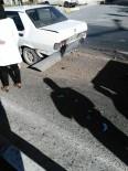 Milas'ta Üç Araç Birbirine Girdi