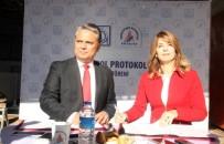 İŞÇİ SAĞLIĞI - Muratpaşa'nın İş Ve İşçi Güvenliği MMO'ya Emanet