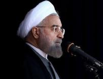 SURIYE DEVLET BAŞKANı - Ruhani'den Esad'a tebrik telefonu