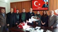 MEHMET AKıN - Salihli MHP'den Polise Destek
