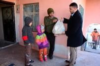 Savaştan Kaçarak Aksaray'a Gelen Halepli Aileye Belediye Yardım Eli Uzattı