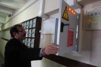 DAVUT GÜL - Sivas'ta Öğrenci Yurtlarında Yangın Güvenliği Denetimi