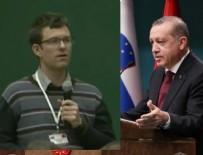 VİZE SERBESTİSİ - Slovenyalı gazetecinin Erdoğan'a sorduğu tek soru