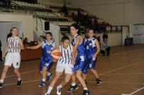 BILKENT ÜNIVERSITESI - Üniversitelerarası Basketbol Turnuvaları BEÜ'de Devam Ediyor