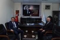 MURAT AYDıN - Vali Çelik'ten Aile Ve Sosyal Politikalar İl Müdürlüğü'ne Ziyaret