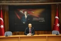 KILIK KIYAFET - Vali Yavuz, Müdürlerle Toplandı