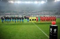 MEHMET ŞAHAN YıLMAZ - Ziraat Türkiye Kupası