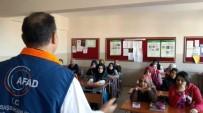AFET BİLİNCİ - AFAD Eğitimleri Devam Ediyor