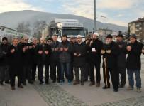 AKŞEHİR BELEDİYESİ - Akşehir İHH'dan Halep'e Yardım